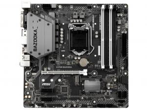 MSI H370M BAZOOKA - S1151 - Intel® H370 - mATX Alaplap
