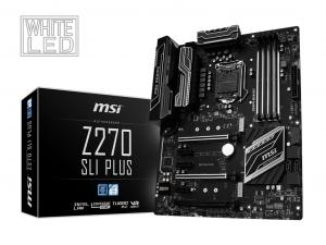MSI Z270 SLI PLUS - S1151 - Intel® Z270 - ATX Alaplap