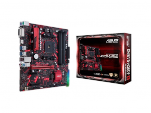 Asus EX-A320M-GAMING - AM4 - AMD A320 - mATX