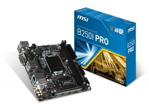 MSI B250I PRO - S1151 - Intel® B250 - m-ITX