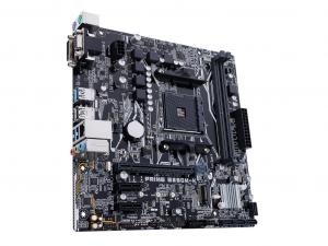 Asus PRIME B350M-K - AM4 - AMD B350 - mATX