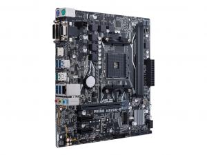 Asus PRIME A320M-E - AM4 - AMD A320 - mATX