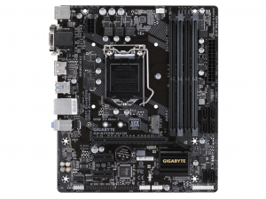 Gigabyte B250M-DS3H - S1151 - Intel® B250 - mATX