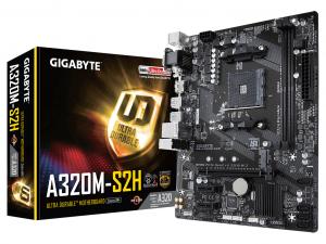 Gigabyte A320M-S2H - AM4 - AMD A320 - mATX