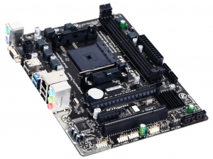 Gigabyte F2A68HM-S1 - FM2 - AMD A68H - mATX Alaplap