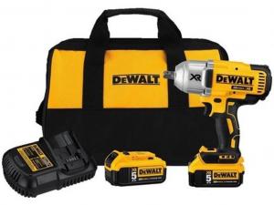 DeWALT DCF899P2-QW 18V-os XR kefe nélküli nagynyomatékú 3 sebességes ütvecsavarozó