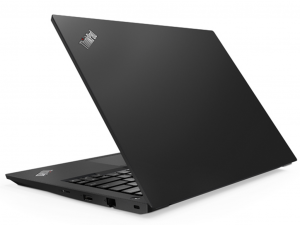 Lenovo Thinkpad E480 14 FHD IPS, Intel® Core™ i5 Processzor-8250U, 8GB, 256GB SSD + 1TB HDD, AMD Radeon RX 550 - 2GB, Win10P, fekete notebook