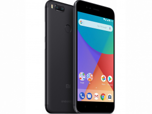Xiaomi MI A1 - 64GB - 4G - Dual SIM - Fekete - Okostelefon