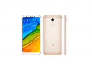 Xiaomi Redmi 5 Plus 64GB 4GB DualSim Arany Okostelefon