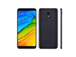 Xiaomi Redmi 5 Plus - 64GB - Dual SIM - Fekete - Okostelefon