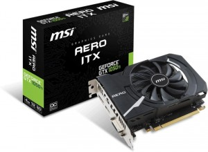 MSI GeForce GTX 1050 Ti OCV1 4GB GDDR5 Videokártya