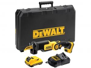 DeWALT DCS310D2-QW 10.8V-os XR Compact kardfűrész 2.0Ah kofferben