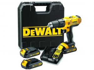 DeWALT DCD776C3-QW Ütvefúró/csavarozó, 3db akkumulátor, koffer