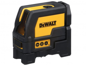 DeWALT DW0822-XJ Pont és keresztszálas vonallézer 50m