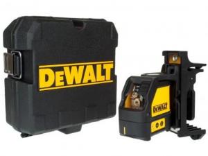 DeWALT DW088K-XJ Vonal lézer kofferben