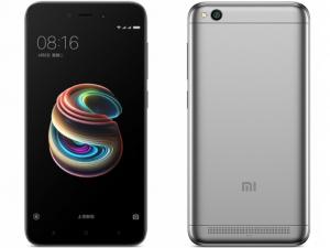 Xiaomi Redmi 5A 16GB, 2GB Ram, LTE, Dual Sim, szürke okostelefon