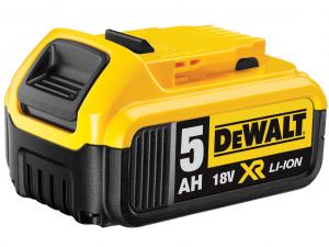 DeWALT DCB184-XJ 18,0V-os 5,0Ah-s XR Li-Ion akkumulátor