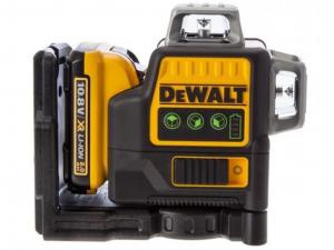 DeWALT DCE0811D1G-QW Önbeálló vonallézer, zöld