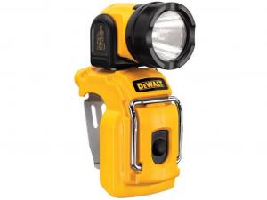 DeWALT DCL510N-XJ 10.8 V-os kompakt XR Li-Ion LED-es lámpa - akku és töltő nélkül