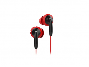 JBL INSPIRE 100RNB piros/fekete sport fülhallgató