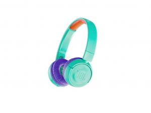JBL JR300 BTTEAL Bluetooth türkiz gyermek fejhallgató