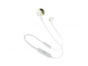 JBL T205BTCGD arany Bluetooth fülhallgató headset