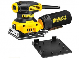 DeWALT DWE6411-QS 230W 1/4 vibrációs csiszoló