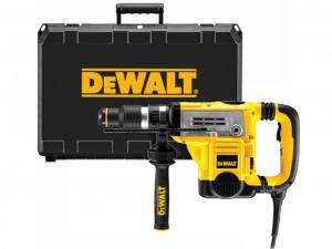 DeWALT D25601K-QS 45 mm-es, SDS-Max fúró - vésőkalapács kofferben