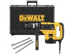 DeWALT D25820KIT-QS SDS-Max vésőkalapács kofferben