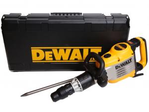 DeWALT D25902K-QS 10 kg-os SDS-Max bontókalapács kofferben