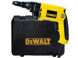 DeWALT DW268K-QS Nyomatékszabályzós csavarozó kofferben