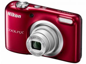 Nikon Coolpix A10 vörös fényképezőgép