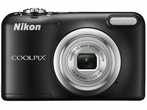 Nikon Coolpix A10 fekete fényképezőgép