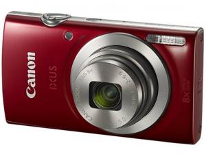 Canon IXUS 185 piros digitális fényképezőgép
