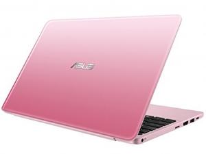 Asus VivoBook E203NA-FD117TS 11.6 HD, Intel® Dual Core™ N3350, 4GB, 64GB eMMC, Win10S, rózsaszín notebook