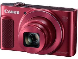 Canon PowerShot SX620 HS piros digitális fényképezőgép