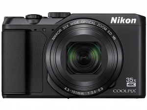 Nikon Coolpix A900 fekete digitális fényképezőgép