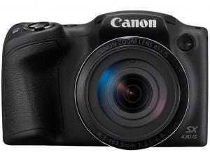 Canon PowerShot SX430 IS fekete digitális fényképezőgép