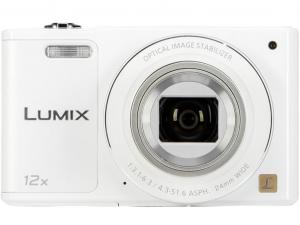 Panasonic DMC-SZ10EP-W fehér digitális fényképezőgép