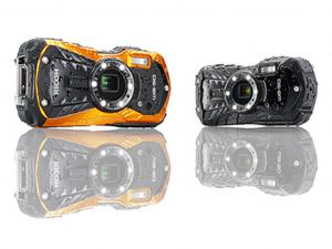 b064563db909 Ricoh WG-50 narancs fényképezőgép   Laptopszalon.hu