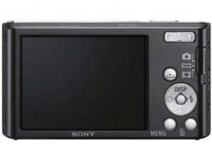 Sony DSC-W830 fekete fényképezőgép + 16GB kártya + tok