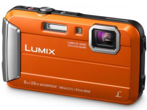 Panasonic 599-DMC-FT30EP-D narancs digitális fényképezőgép