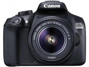 Canon EOS 1300D fényképezőgép váz + EF-S 18-55mm IS II objektív