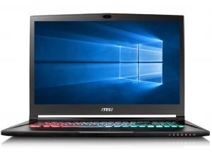 MSI GS63VR Stealth Pro 4K 9S7-16K212-675 laptop