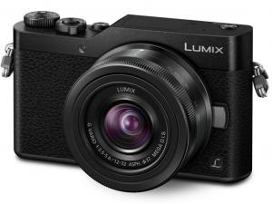 Panasonic Lumix G DC-GX800KEGK + 12-32mm fekete digitális fényképezőgép