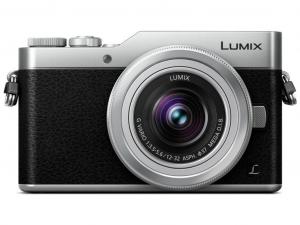 Panasonic Lumix G DC-GX800KEGS + 12-32mm ezüst digitális fényképezőgép