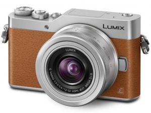 Panasonic Lumix G DC-GX800KEGT + 12-32mm barna digitális fényképezőgép