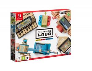 Nintendo Switch - LABO Variety csomag