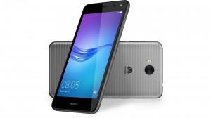 Huawei Y6 2017 - Dual SIM - Szürke - Okostelefon