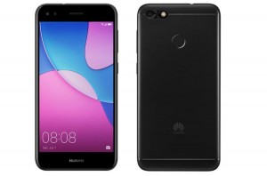 Huawei P9 Lite Mini - Fekete - Okostelefon
